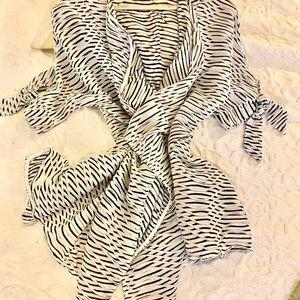 Kimono type shirt/dress